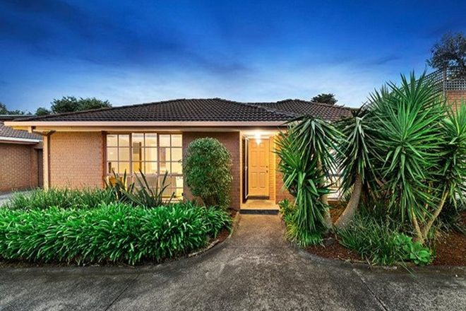 Picture of 12/19 Lower Plenty Road, ROSANNA VIC 3084