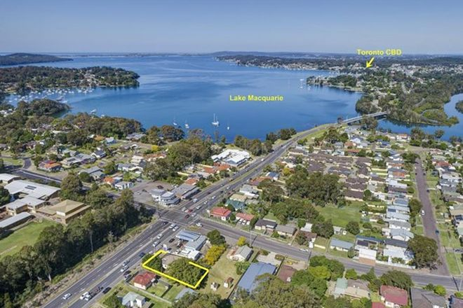 Picture of 281 Main Road, FENNELL BAY NSW 2283