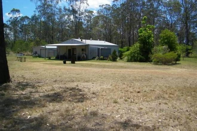 Picture of 70 Spiess Lane, WEST STOWE QLD 4680