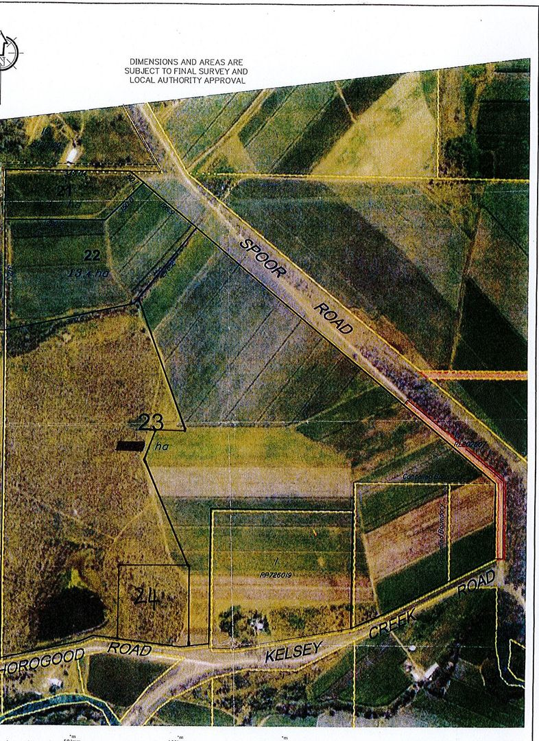 Lot 21 Spoor Road, Kelsey Creek QLD 4800, Image 1