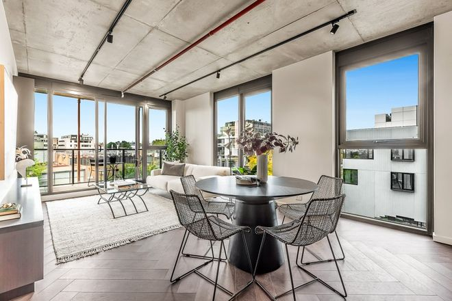 Picture of 302/221 Rosslyn Street, WEST MELBOURNE VIC 3003
