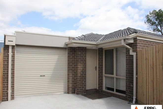 Picture of 2/555 Pascoe Vale Road, PASCOE VALE VIC 3044