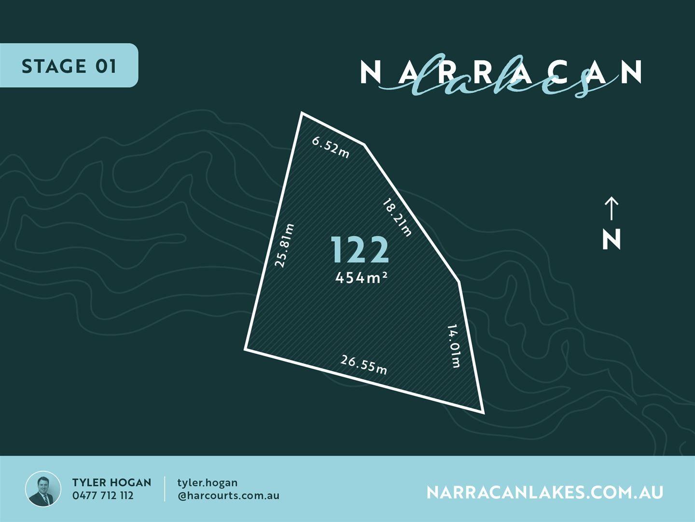 Lot 122 Narracan Lakes, Newborough VIC 3825, Image 0