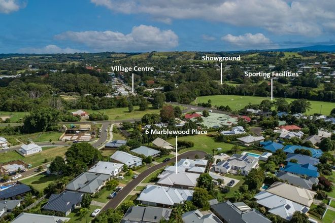 Picture of 6 Marblewood place, BANGALOW NSW 2479
