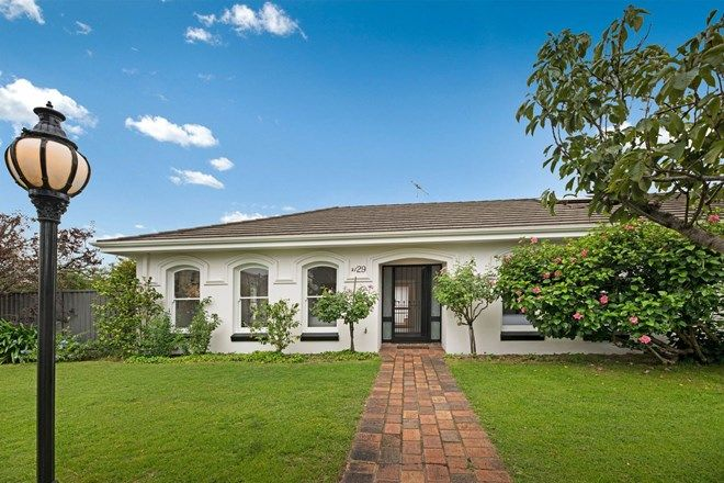 Picture of 2/29 Wilson Street, BRIGHTON VIC 3186