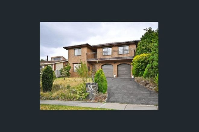 Picture of 43 Garnett Road, WHEELERS HILL VIC 3150