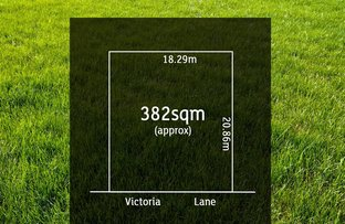 Lot 742 Victoria Lane, Mile End SA 5031