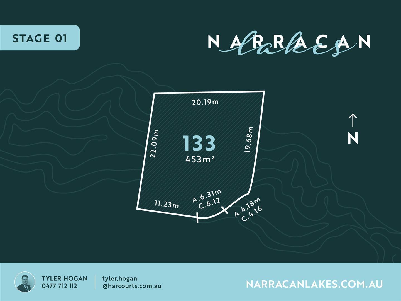 Lot 133 Narracan Lakes, Newborough VIC 3825, Image 0