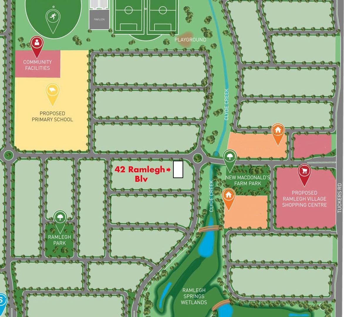 42 Ramlegh Boulevard, Clyde North VIC 3978, Image 1