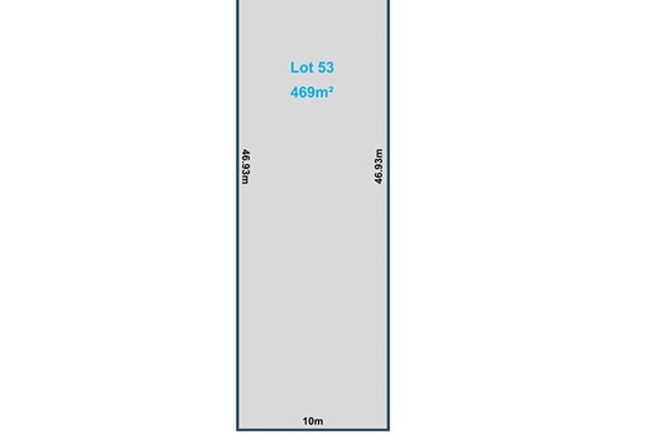 Picture of Lot 53 Cullford Avenue, KLEMZIG SA 5087