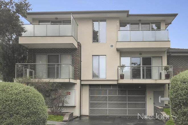 Picture of 8/11 Church Street, MITCHAM VIC 3132