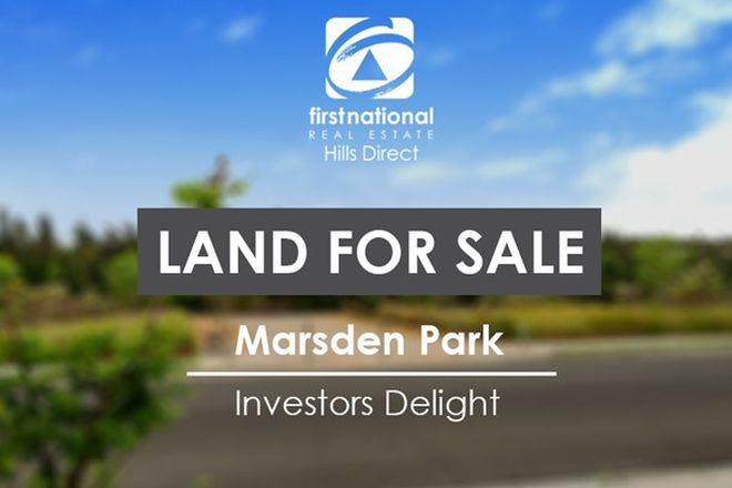 "Picture of Lot 2027 Stage 1 ""Newpark"", MARSDEN PARK NSW 2765"