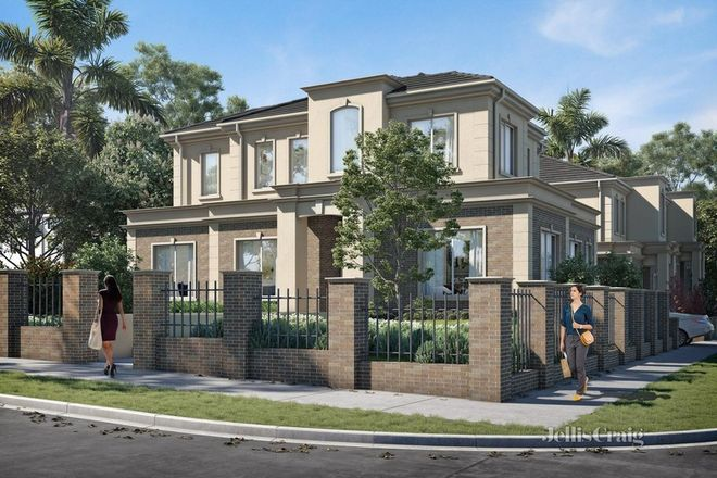 Picture of Residence 1 & 2/1183 Riversdale Road, BOX HILL SOUTH VIC 3128