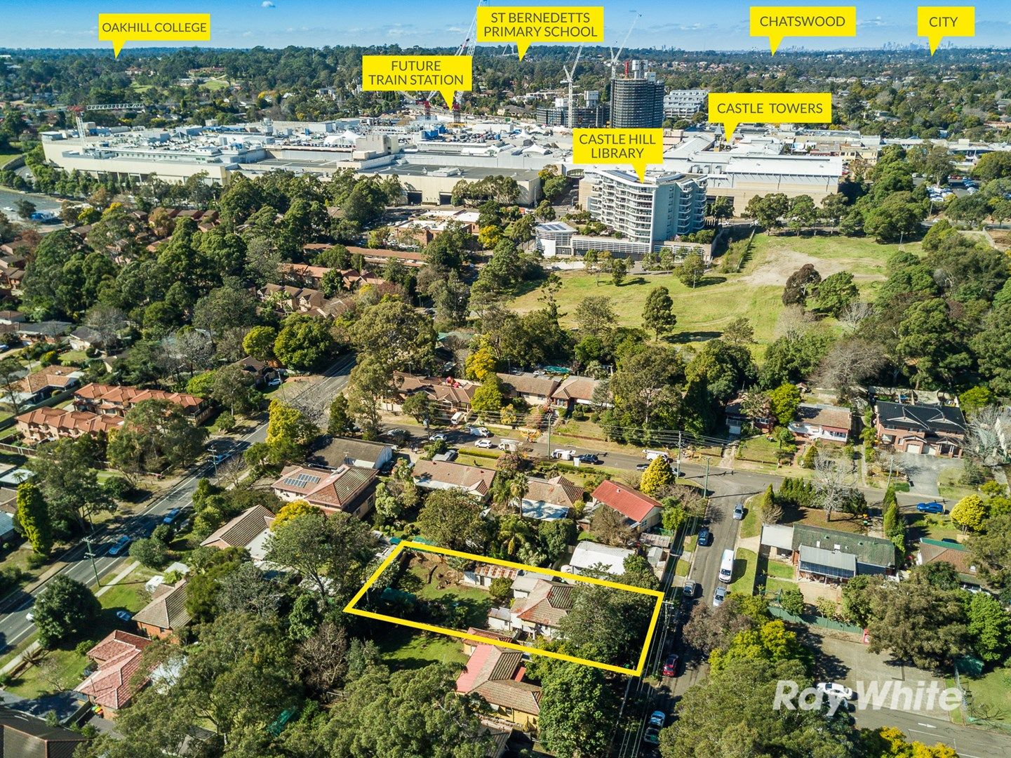 1 Worthing Avenue, Castle Hill NSW 2154, Image 0