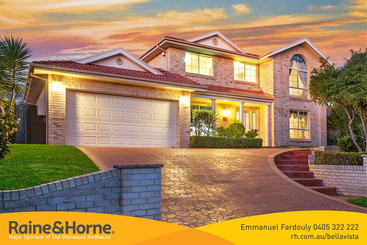 10 Fingleton Close, Rouse Hill NSW 2155, Image 0