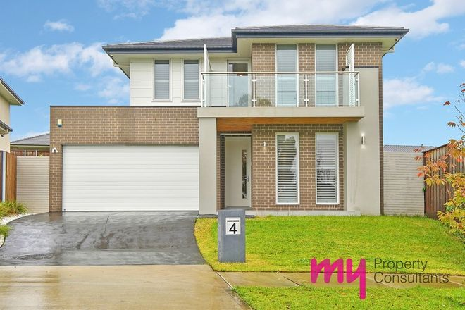 Picture of 4 Rymill Crescent, GLEDSWOOD HILLS NSW 2557