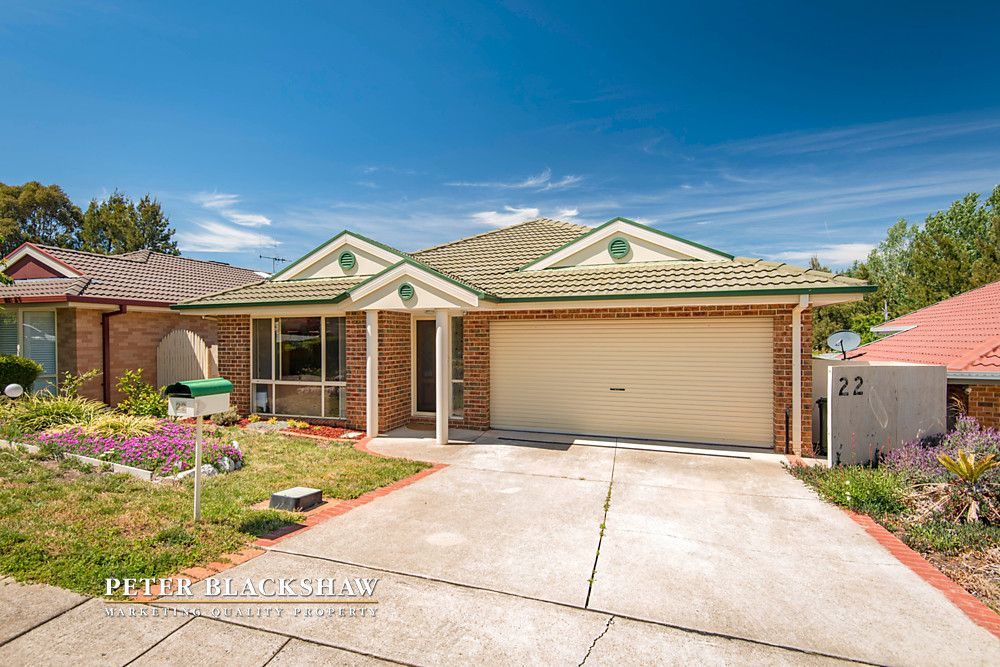 22 Mt Warning Crescent, Palmerston ACT 2913, Image 0