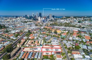 Picture of 12-14 Florence, West Perth WA 6005