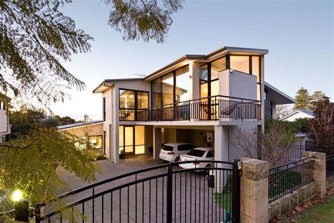 Picture of 25A Saunders Street, SWANBOURNE WA 6010