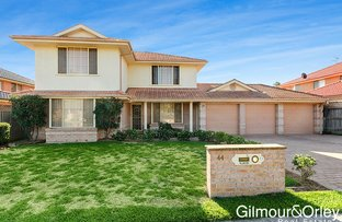 Picture of 44 Macquarie Avenue, Kellyville NSW 2155