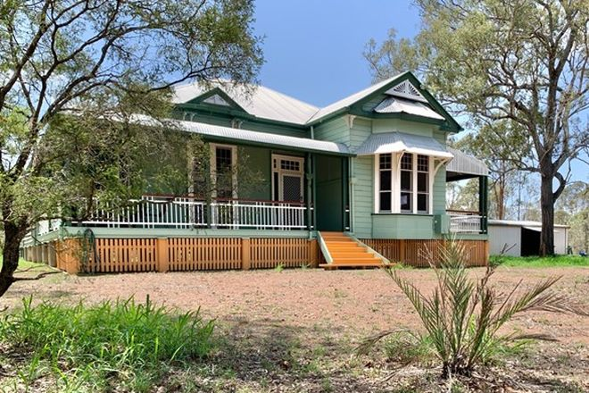 Picture of 34 Reids Rd, WIVENHOE POCKET QLD 4306