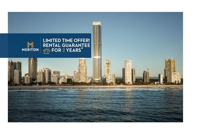 Picture of FL 34 - 47/84 Esplanade, SURFERS PARADISE QLD 4217
