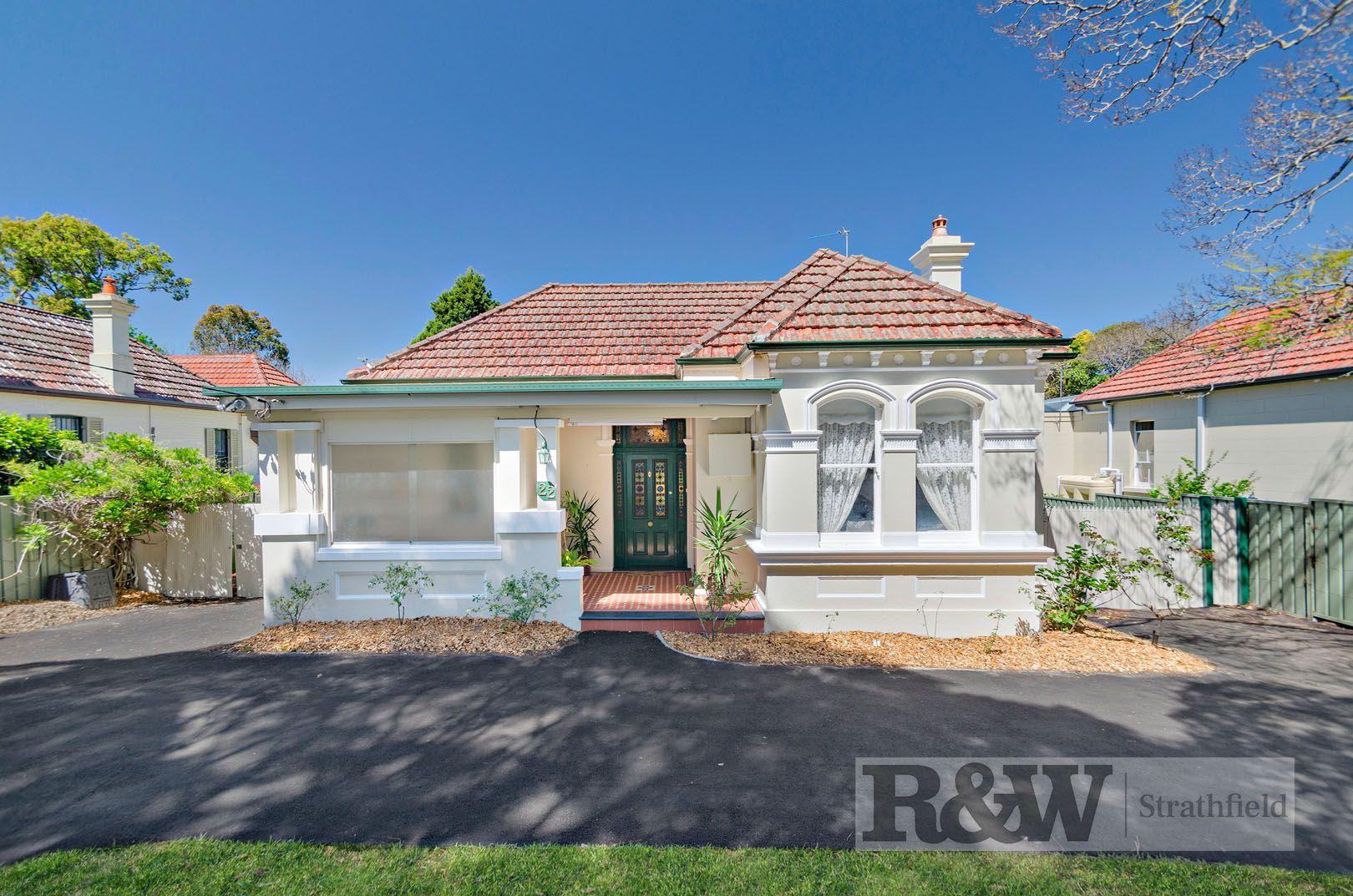 22 MEREDITH STREET, Homebush NSW 2140, Image 0