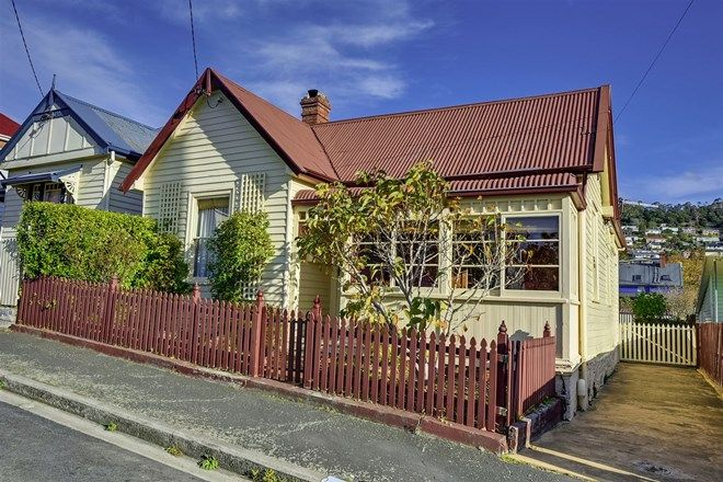Picture of 12 Denison Street, SOUTH HOBART TAS 7004