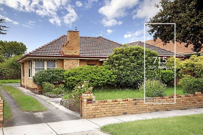 Picture of 10 Eddys Grove, BENTLEIGH VIC 3204