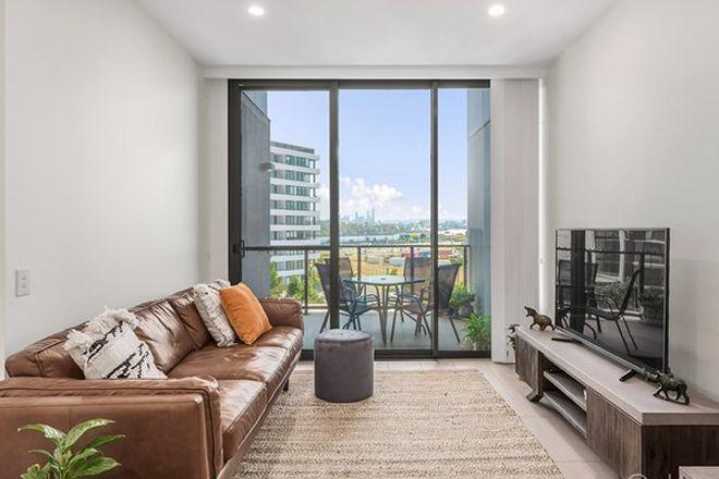 Picture of 5503/331 MacArthur Avenue, HAMILTON QLD 4007