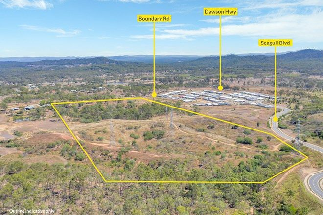 Picture of Lot 100 Boundary Road, KIRKWOOD QLD 4680