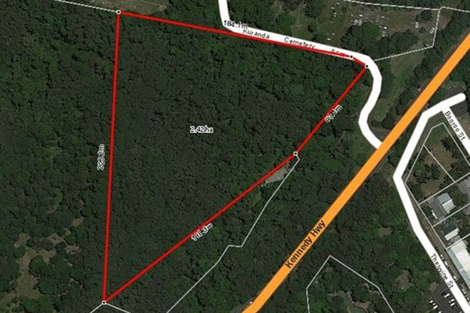 Picture of LOT 12 Kennedy Highway, KURANDA QLD 4881