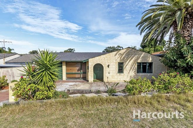 Picture of 9 Currajong Crescent, CRAIGIE WA 6025