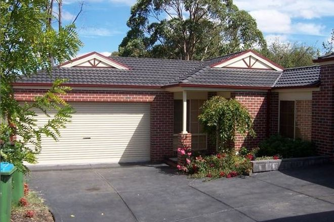 Picture of 3/3 King Street, RINGWOOD EAST VIC 3135
