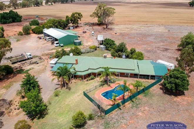 Picture of lot 1 Riverina Highway, SAVERNAKE NSW 2646