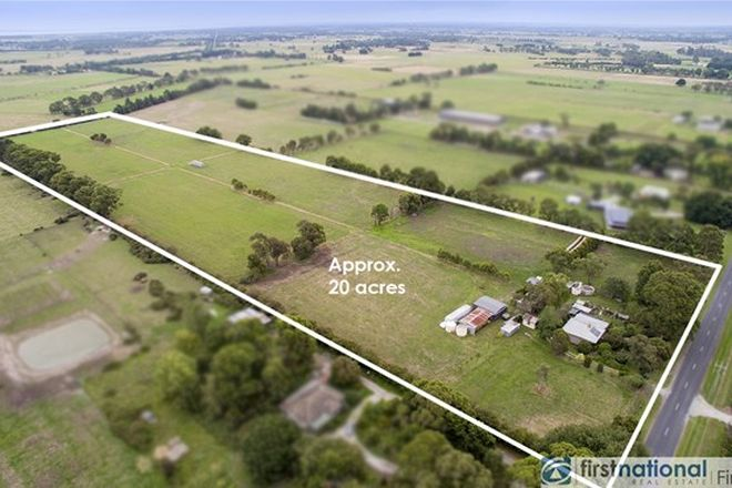 Picture of 3540 Ballarto  Road, BAYLES VIC 3981