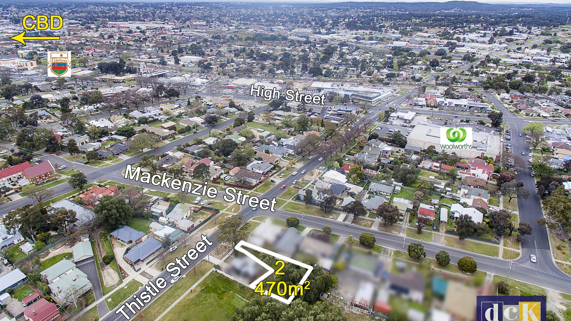 2/97 Thistle Street, Golden Square VIC 3555, Image 1