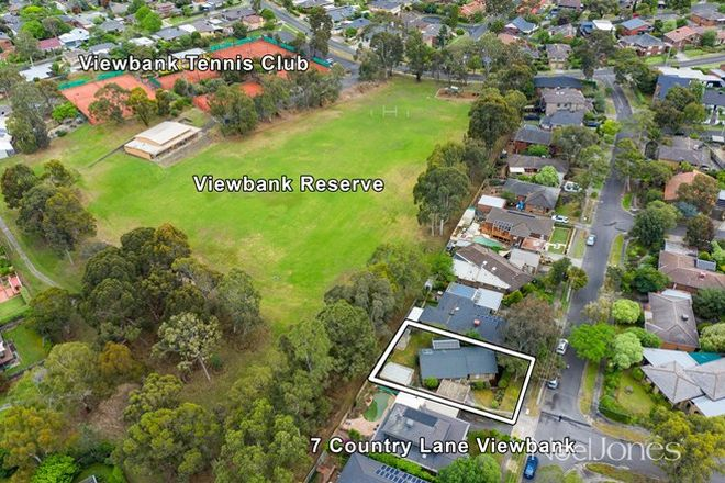 Picture of 7 Country Lane, VIEWBANK VIC 3084