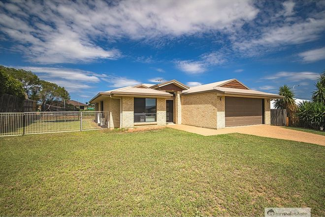 Picture of 4 Sturt Court, GRACEMERE QLD 4702
