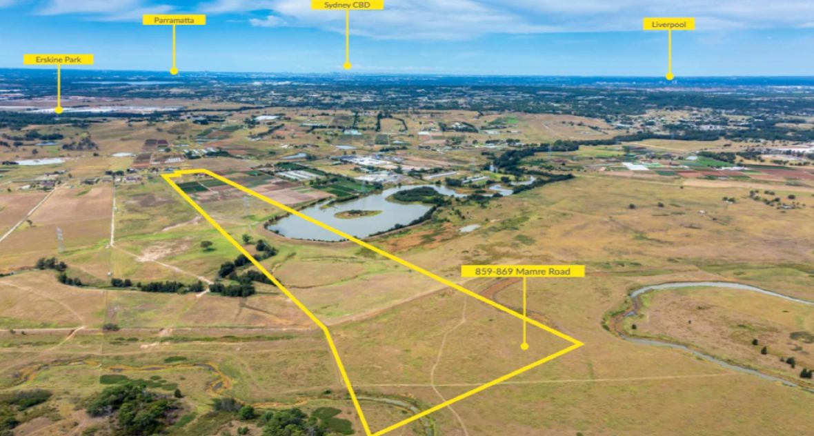 859-869 Mamre Road, Kemps Creek NSW 2178, Image 0