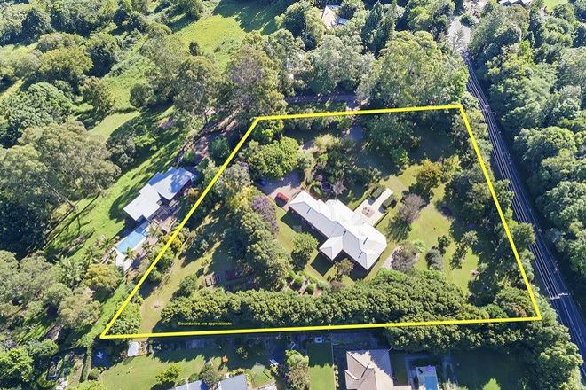 Picture of 3 Suses Pocket Road, MAPLETON QLD 4560