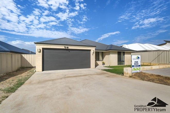Picture of 21 Crowther Street, BEACHLANDS WA 6530