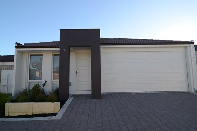 Picture of 3/16 GRANT PLACE, BENTLEY WA 6102