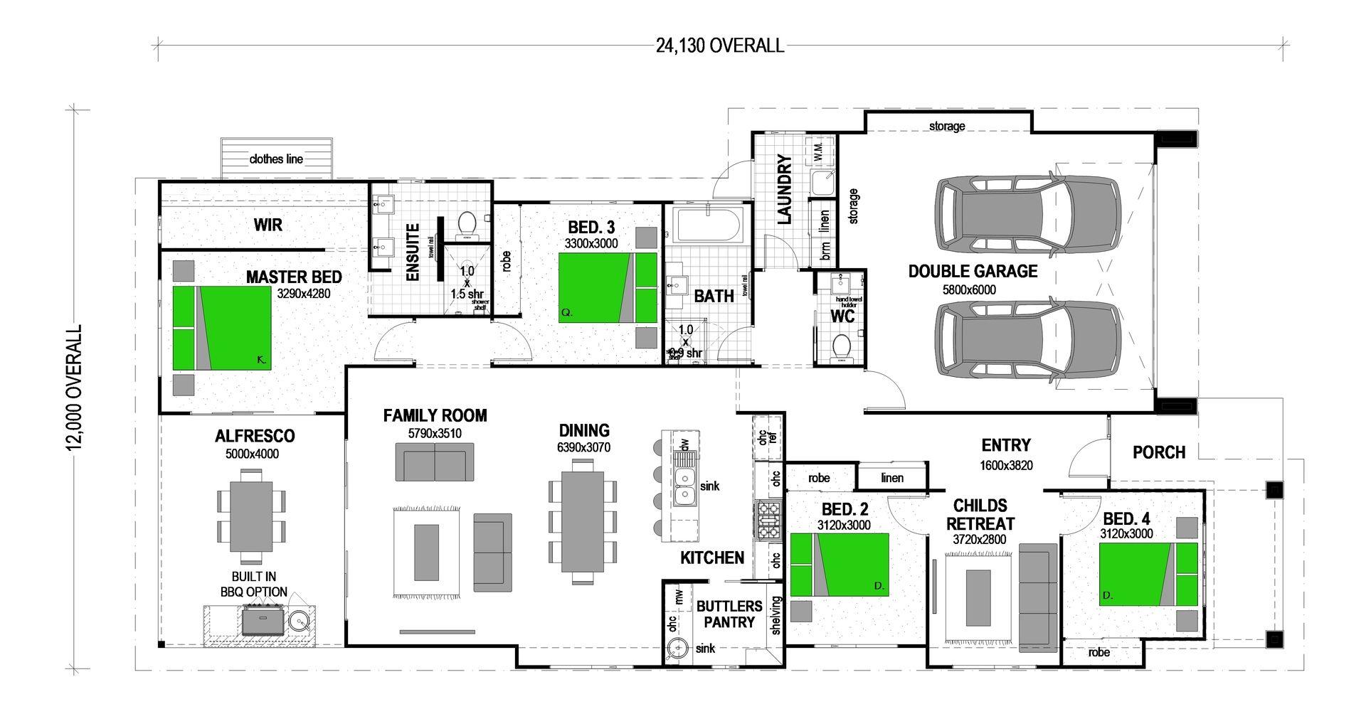 Lot 549 Bradman Drive, Boorooma NSW 2650, Image 1