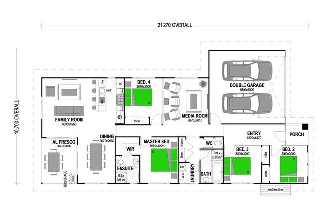 Picture of Lot 4 Signature Oasis, PARK RIDGE SOUTH QLD 4125