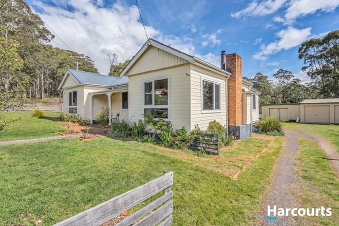 Picture of 614 Elephant Pass Road, GRAY TAS 7215