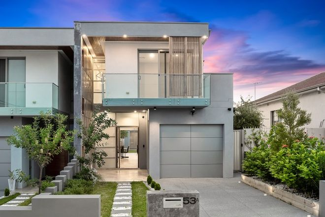 Picture of 53A Robertson Street, CAMPSIE NSW 2194