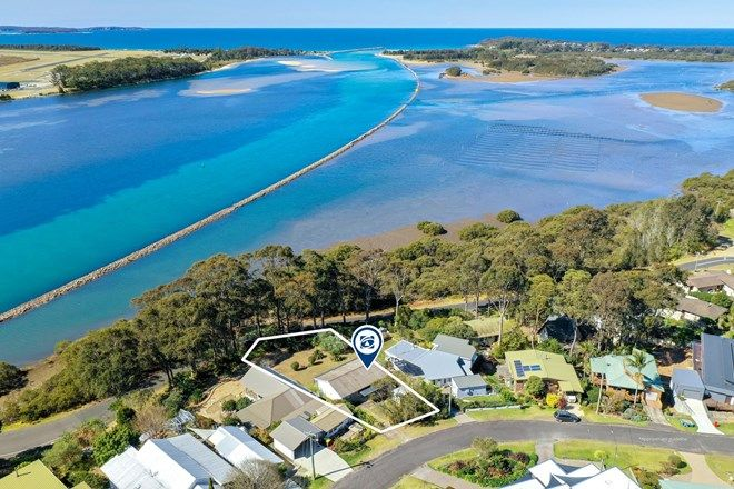 Picture of 20 Millers Crescent, MORUYA HEADS NSW 2537