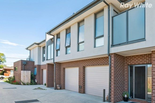 Picture of 4/7 Narcissus Avenue, BORONIA VIC 3155