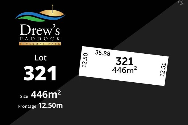 Picture of Drew's Paddock/Lot 321 Divot Circuit, INVERMAY PARK VIC 3350